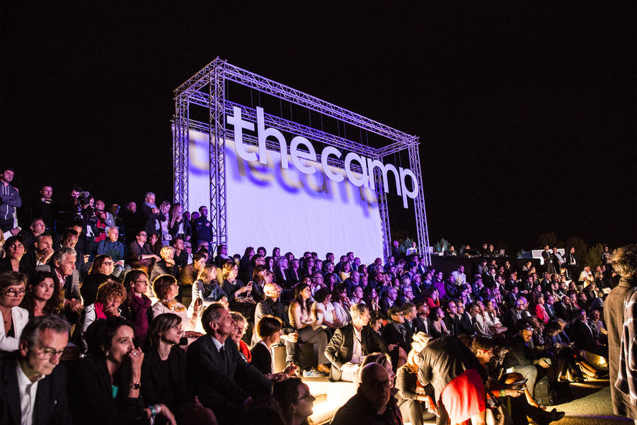 thecamp Grand Opening