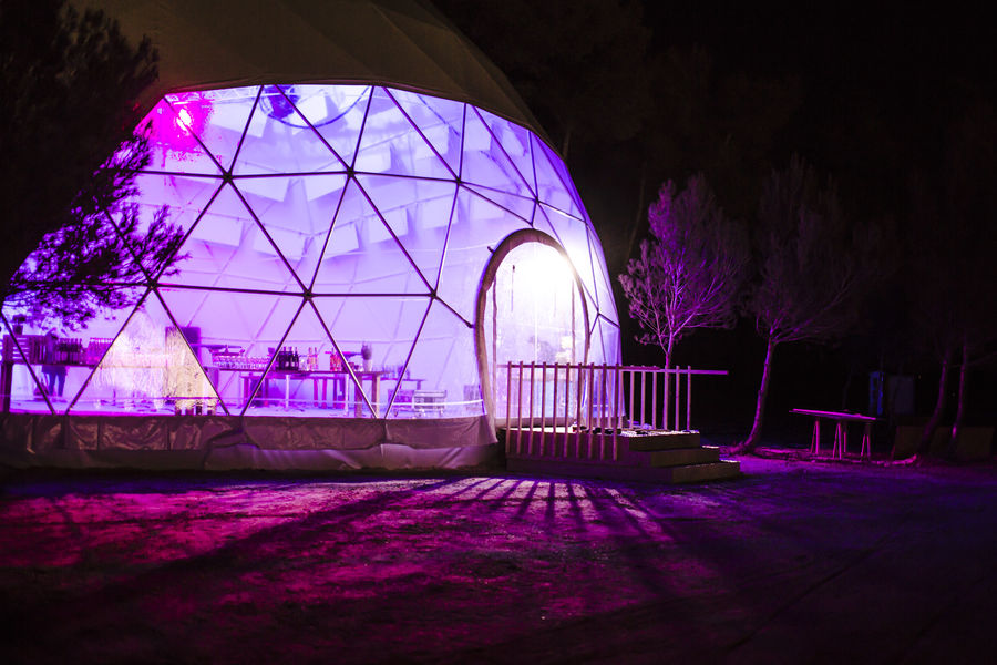 thecamp Dome