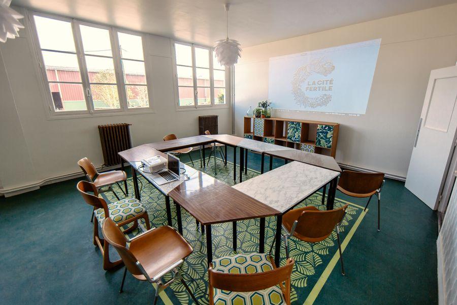 Le Fret Salle de réunion