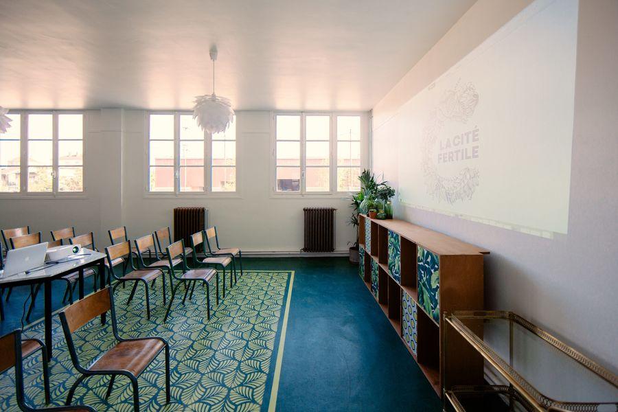 Le Fret Salle plénière