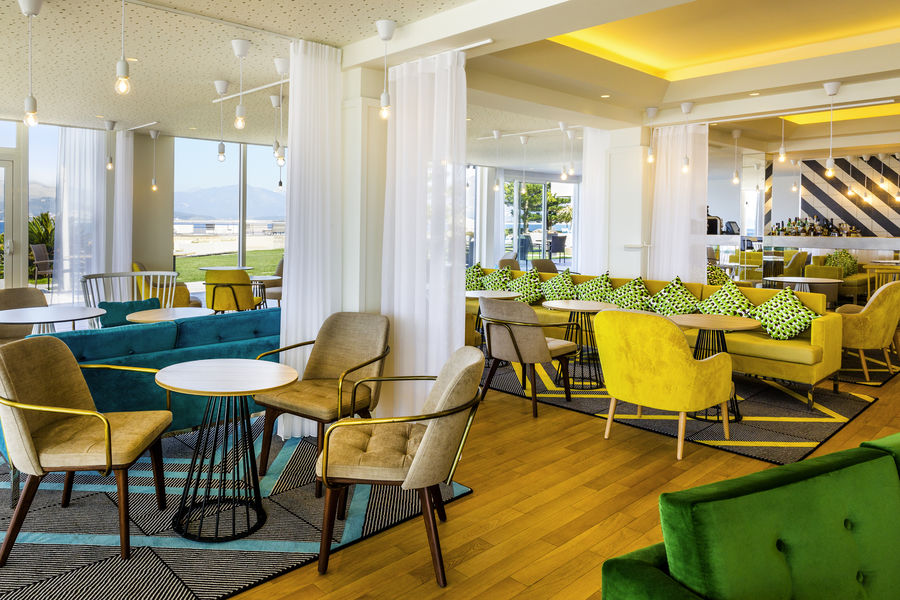 Sofitel Golfe d'Ajaccio Thalassa Sea & Spa ***** Restaurant