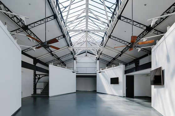 Salle séminaire  - Atelier Basfroi