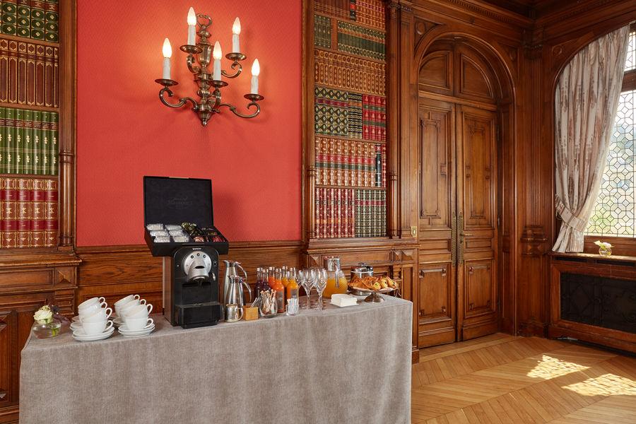 Hôtel Raphael Paris ***** Pause-café