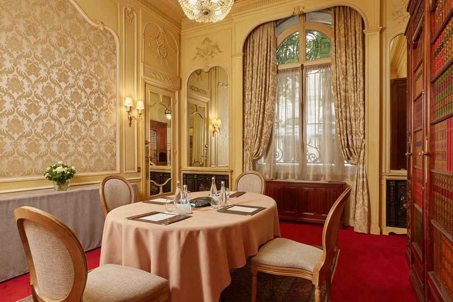 Hôtel Raphael Paris ***** Salon Jaune