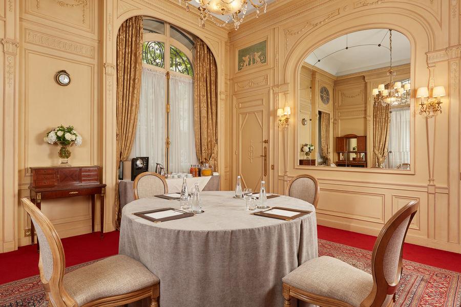 Hôtel Raphael Paris ***** Salon La Pérouse