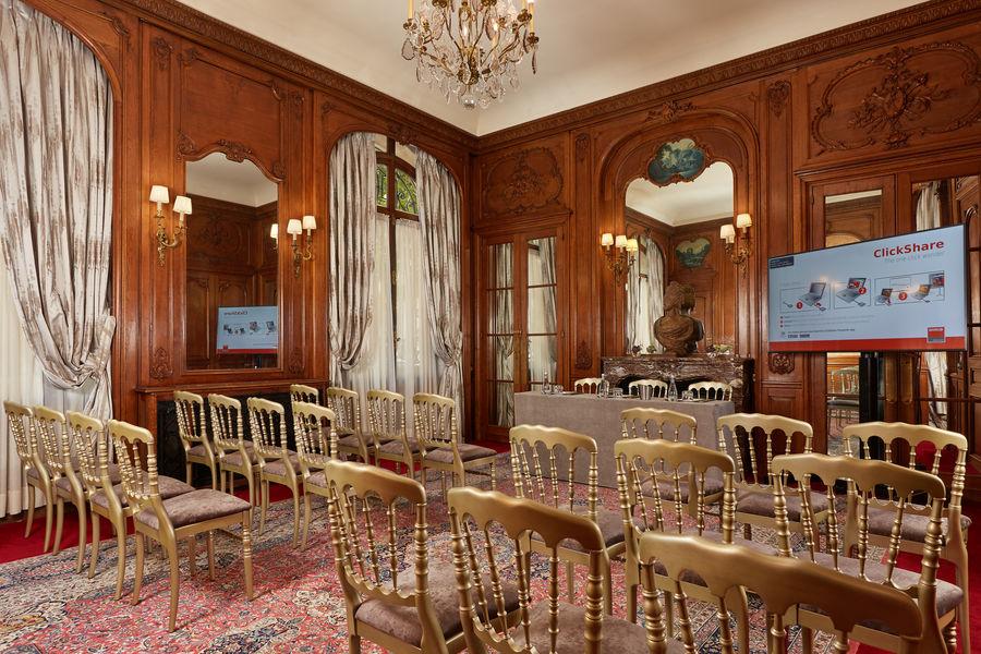 Hôtel Raphael Paris ***** Salon Majestic