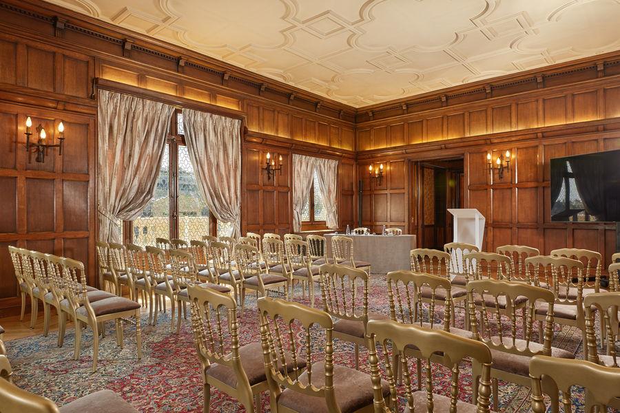 Hôtel Raphael Paris ***** Salon Tauber
