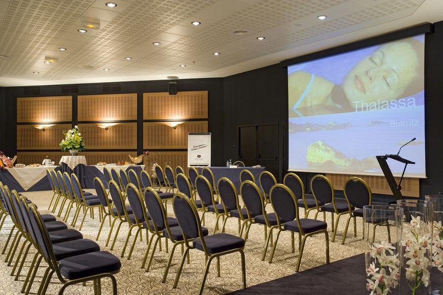 Sofitel Biarritz le Miramar Thalassa Sea & Spa ***** Salle de réunion