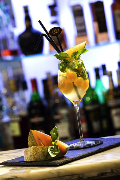 Sofitel Biarritz le Miramar Thalassa Sea & Spa ***** Le bar