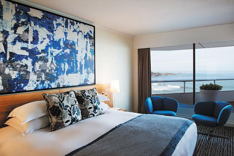 Sofitel Biarritz le Miramar Thalassa Sea & Spa ***** La chambre