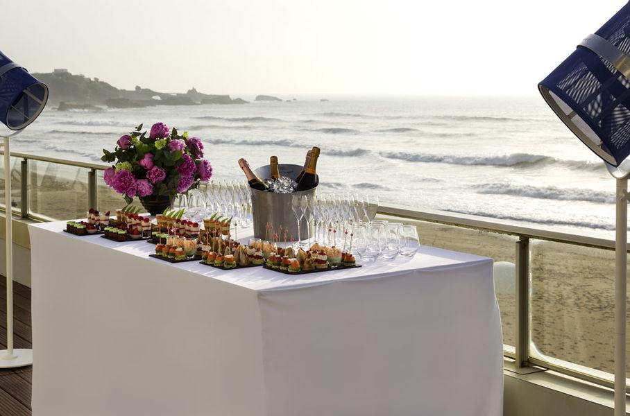 Sofitel Biarritz le Miramar Thalassa Sea & Spa ***** Votre événement au bord de l'océan