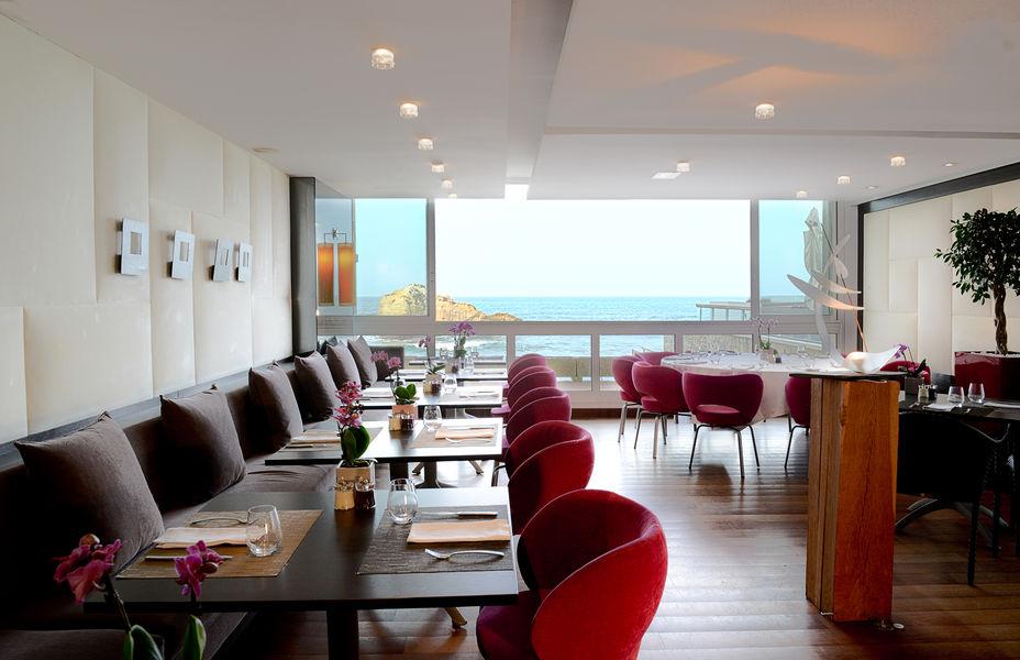 Sofitel Biarritz le Miramar Thalassa Sea & Spa ***** Le restaurant
