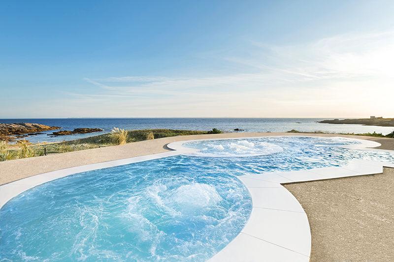 Sofitel Quiberon Thalassa Sea & Spa ***** Jacuzzi avec vue sur Belle-Île en mer