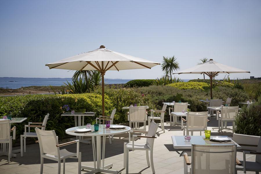Sofitel Quiberon Thalassa Sea & Spa ***** Le restaurant Le Bistrot de l'Océan