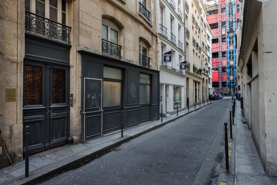 Atelier Beaubourg Juste derrière le Centre Pompidou