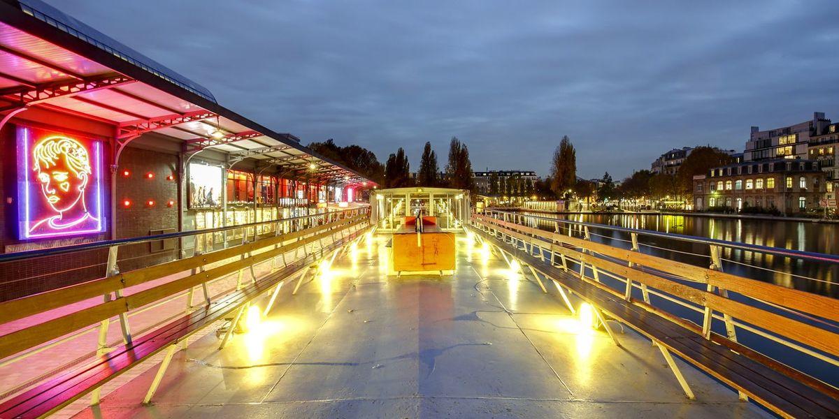 Le Canotier Pont Soleil