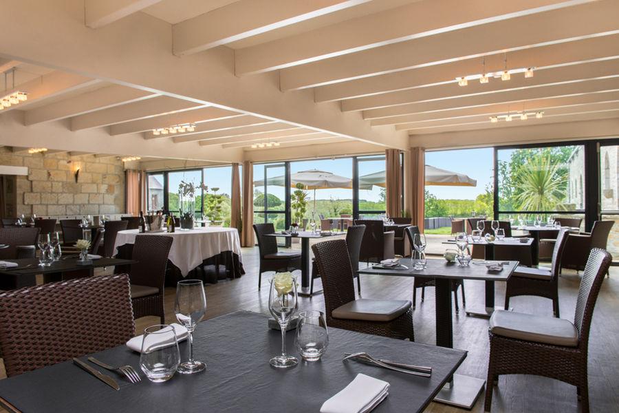 Manoir de Kerhuel Restaurant