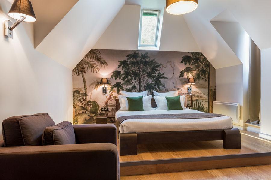Manoir de Kerhuel Chambre Confort
