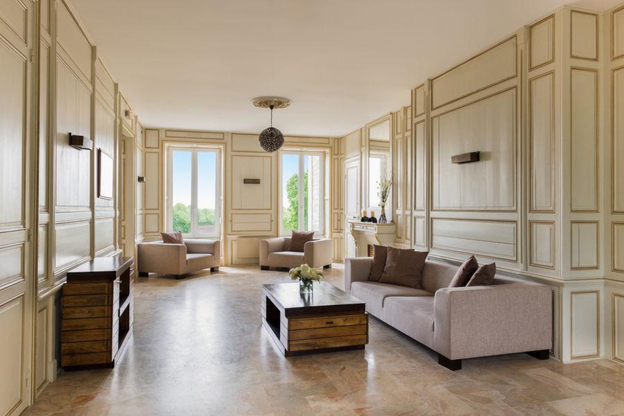 Manoir de Kerhuel Petit Salon