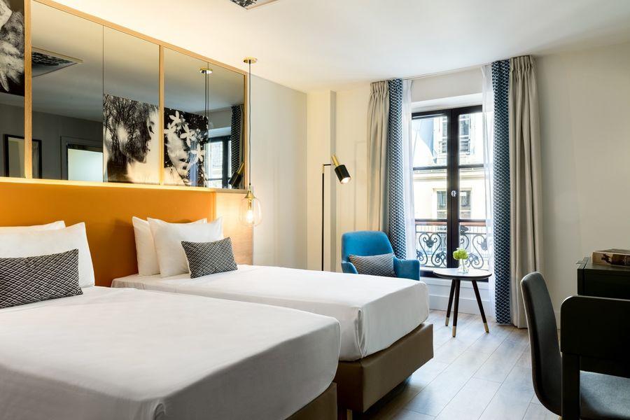 Hôtel Marriott Renaissance Paris Vendôme  ***** Chambre