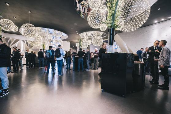 Salon Louvre / Tribune Borelli - niveau 1