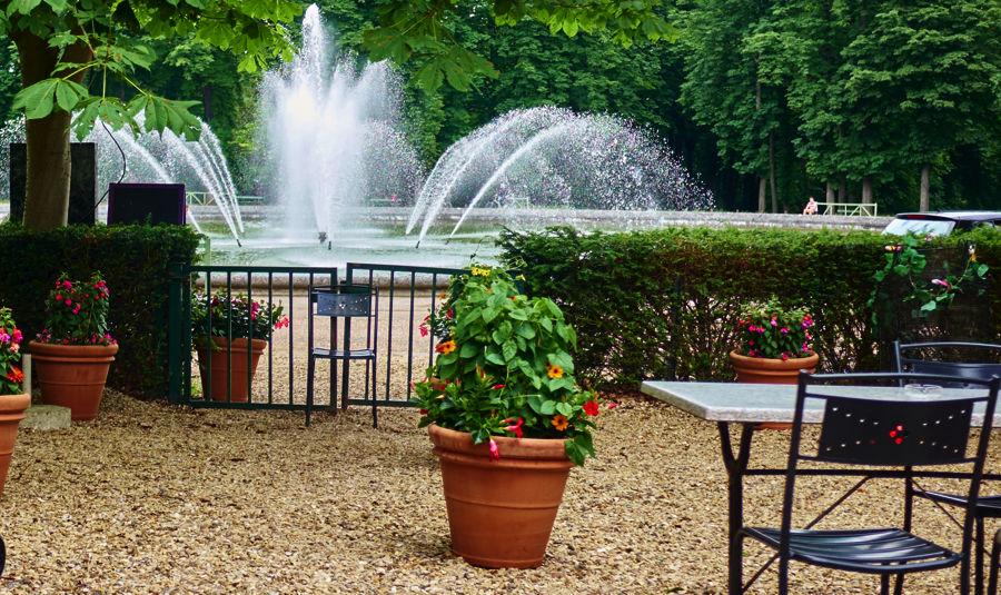 Le Brumaire La fontaine