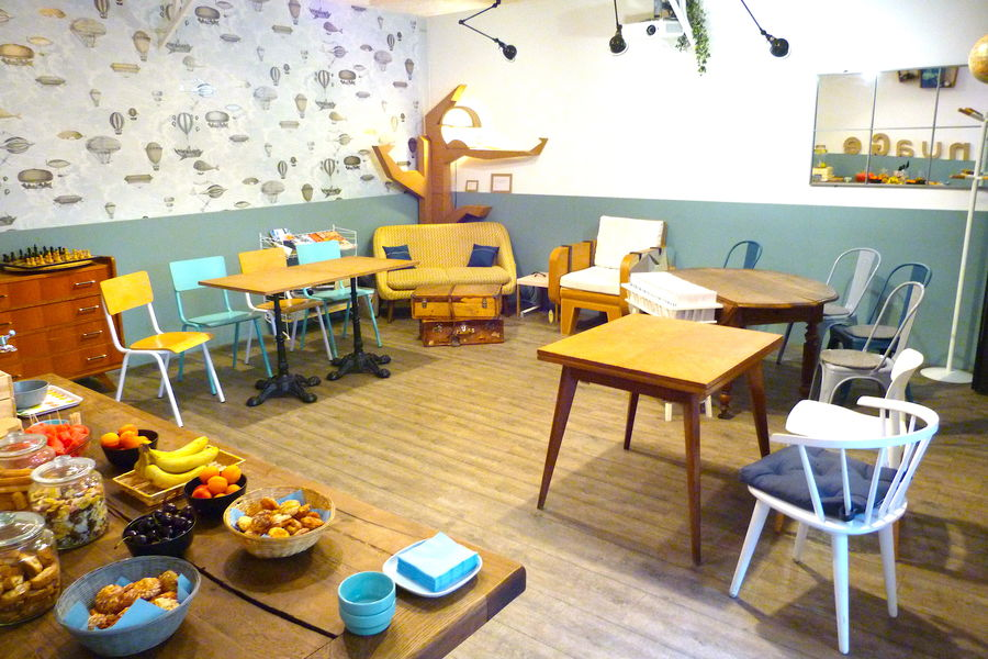 Nuage Café Espace nomade (mode réunion)