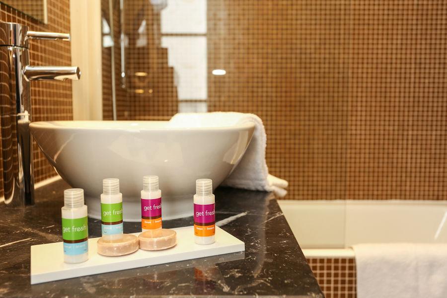Le Rocroy            Salle de bain