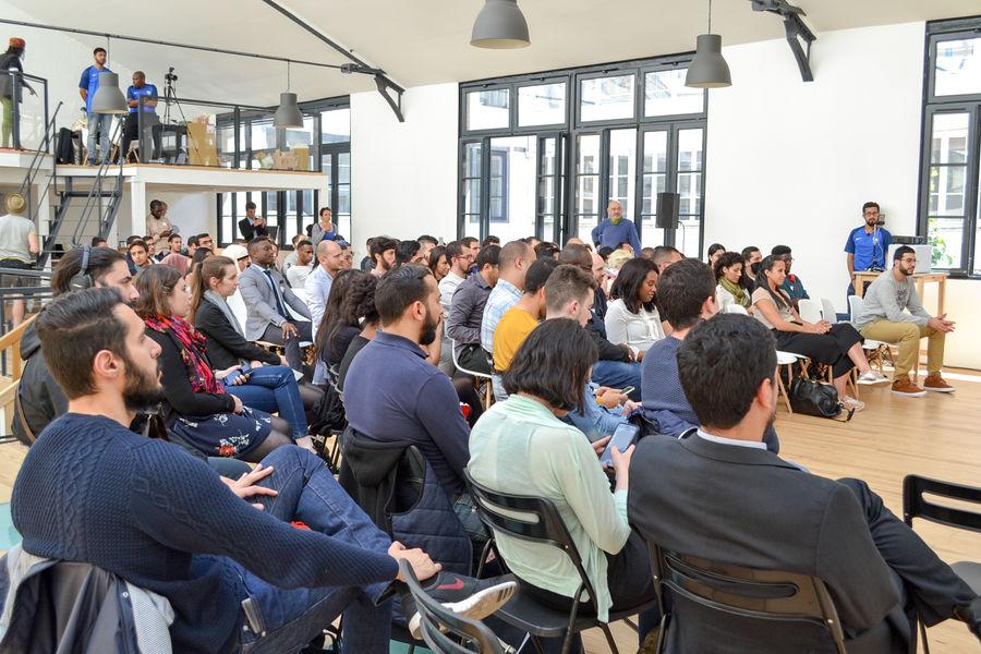 Le 71 Startup Banlieue
