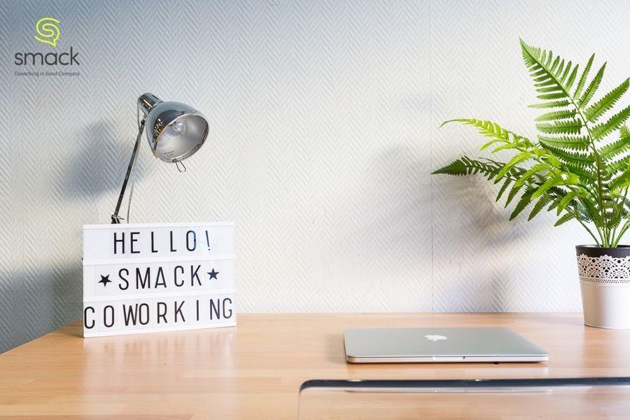 Smack Coworking Bureaux fixes ou nomades