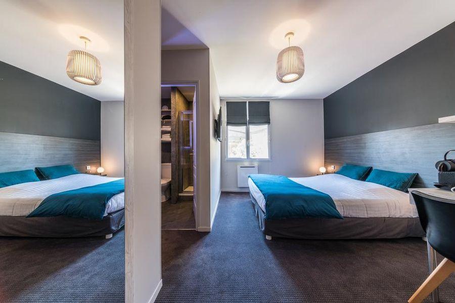 Hotel California *** Chambre