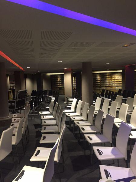 Hôtel Banke ***** - Salle des Coffres  11