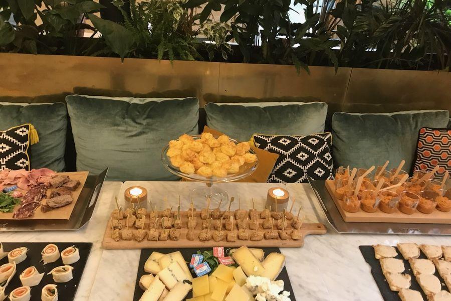 Frappé par Bloom Buffet de fromage