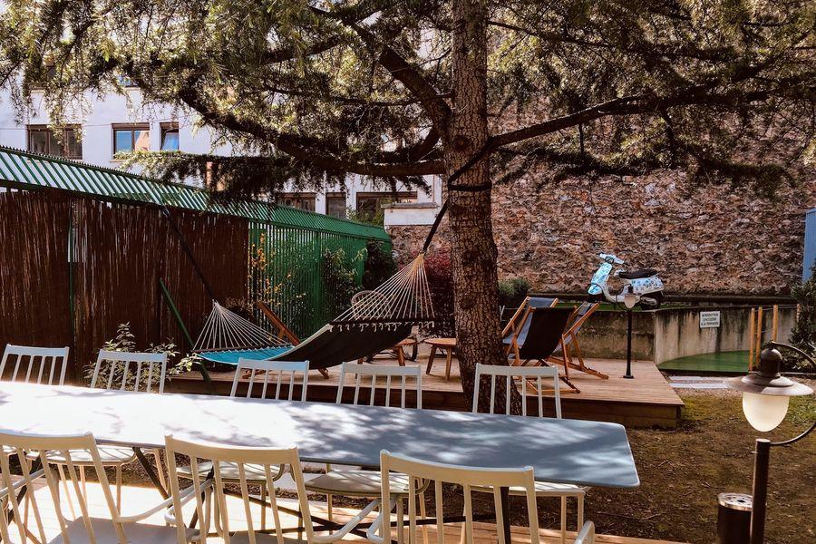 Work & Share Espace lounge
