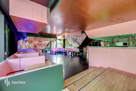 Club intérieur - Coin diner