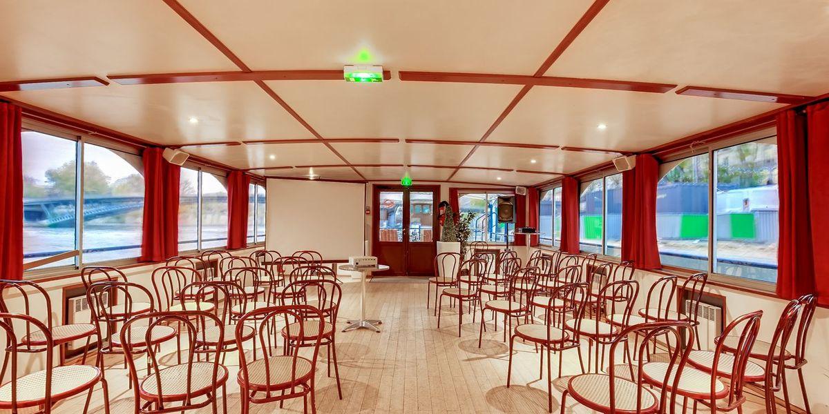 Le Martin-Pêcheur Salle de réception