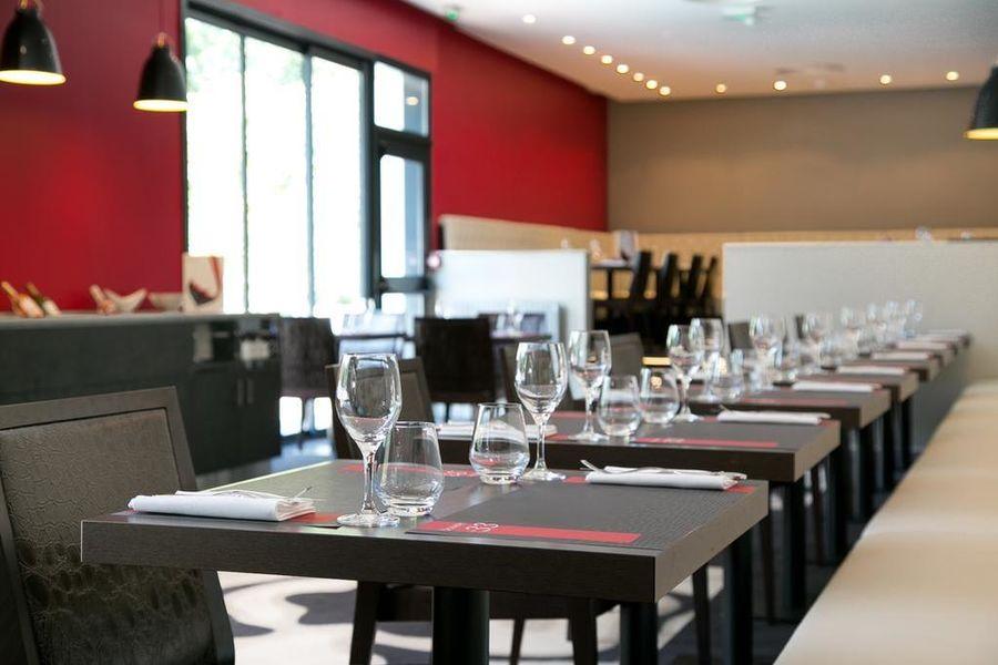 Mercure Bordeaux Le Lac **** Restaurant