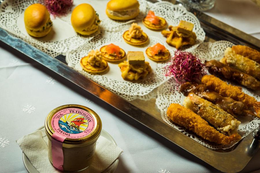 Café Louise Pièces cocktail maison