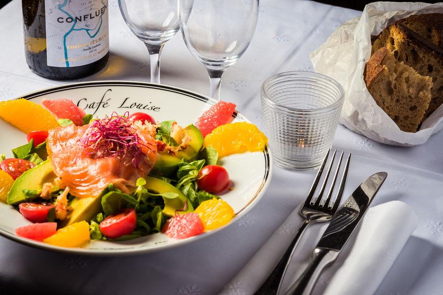 Café Louise Salade fraicheur