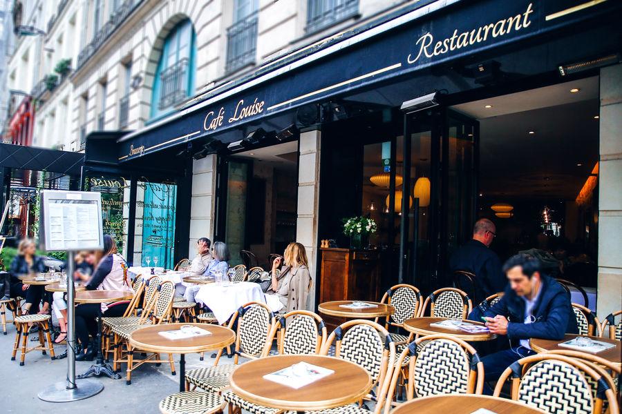 Café Louise Terrasse