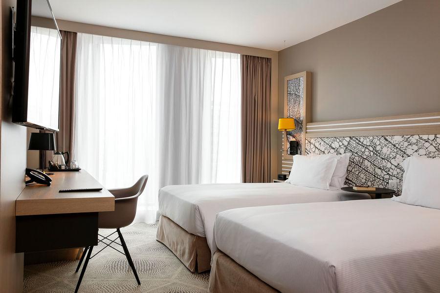 Hilton Garden Inn Bordeaux Centre **** Hilton Garden Inn Bordeaux Centre **** - Twin room Deluxe