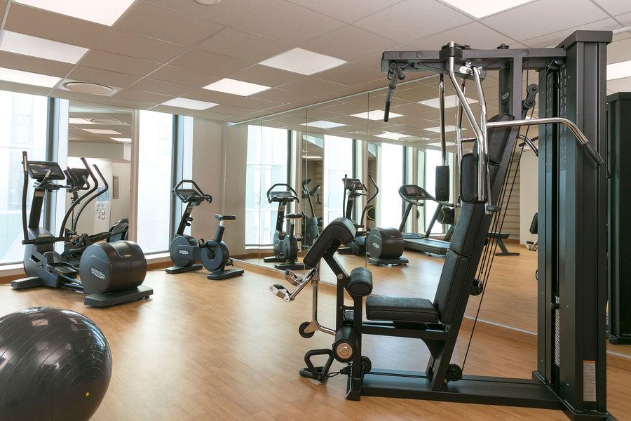Hilton Garden Inn Bordeaux Centre **** Hilton Garden Inn Bordeaux Centre **** - salle de fitness