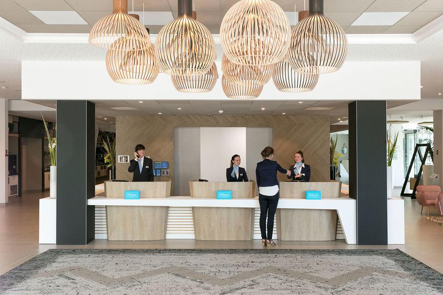 Hilton Garden Inn Bordeaux Centre **** Hilton Garden Inn Bordeaux Centre **** - lobby