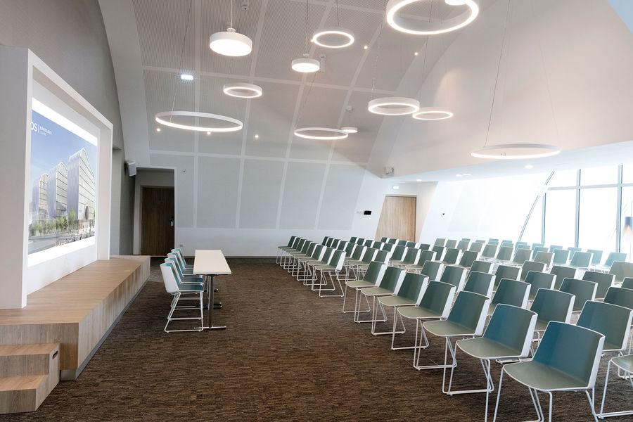 Hilton Garden Inn Bordeaux Centre **** Hilton Garden Inn Bordeaux Centre **** - salle Merlot