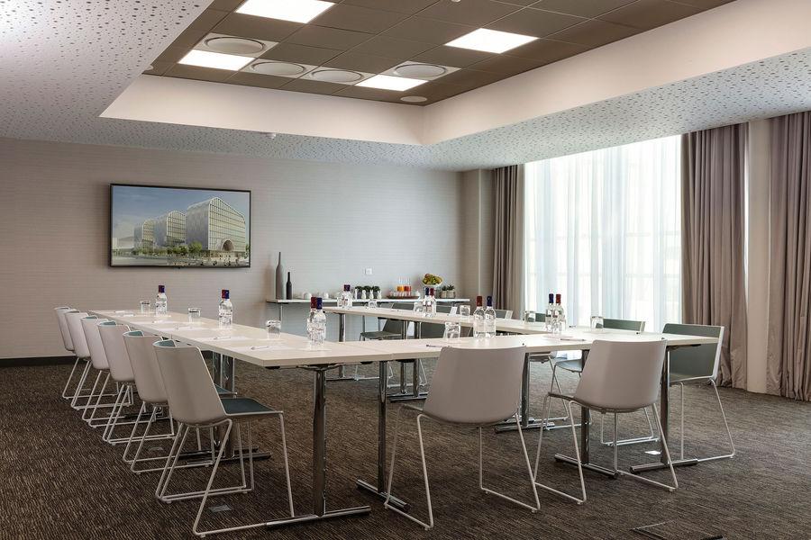 Hilton Garden Inn Bordeaux Centre **** Hilton Garden Inn Bordeaux Centre **** - Salle St Emilion