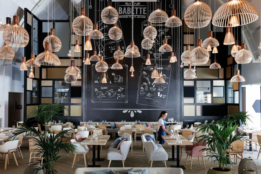 Hilton Garden Inn Bordeaux Centre **** Restaurant Babette