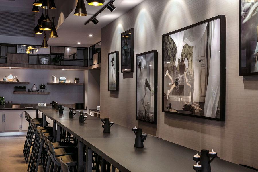 Hilton Garden Inn Bordeaux Centre **** Hilton Garden Inn Bordeaux Centre ***** - salle Oenologie