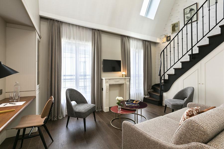 Hôtel Royal Madeleine **** Chambre Duplex