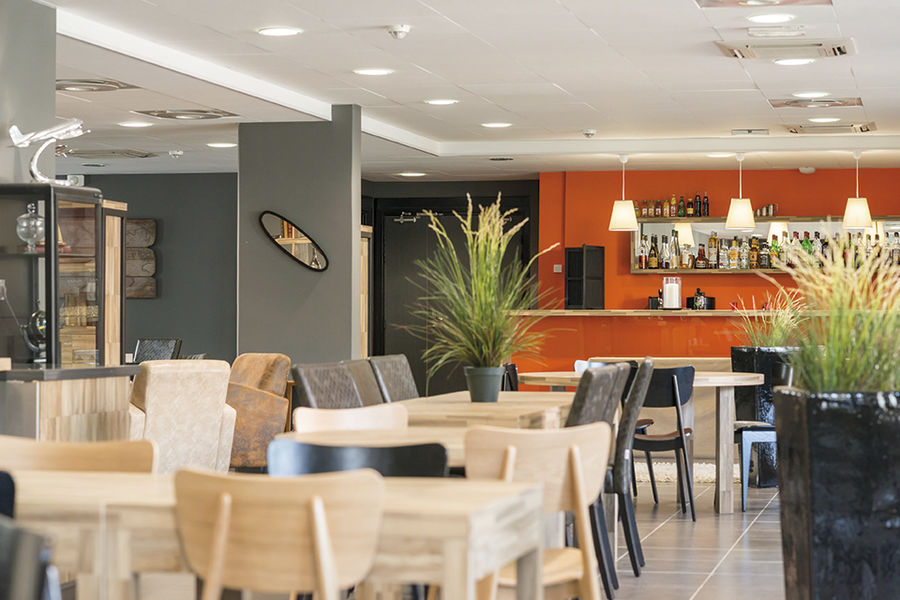 Appart'City Confort Le Bourget - Aéroport Restaurant - Le Bistrot City