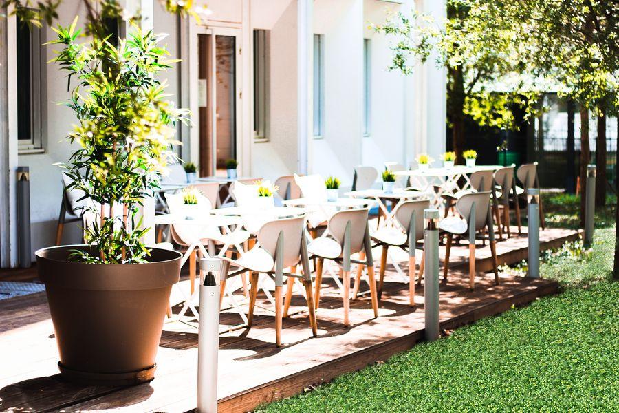 Appart'City Confort Paris Vélizy **** Terrasse